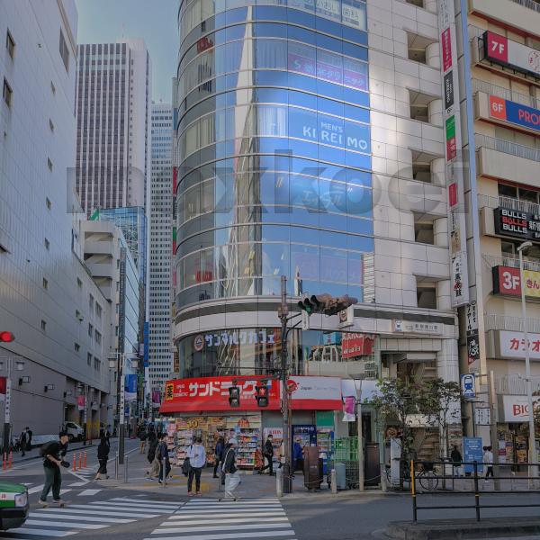 メンズキレイモ 新宿西口駅前店 アクセス